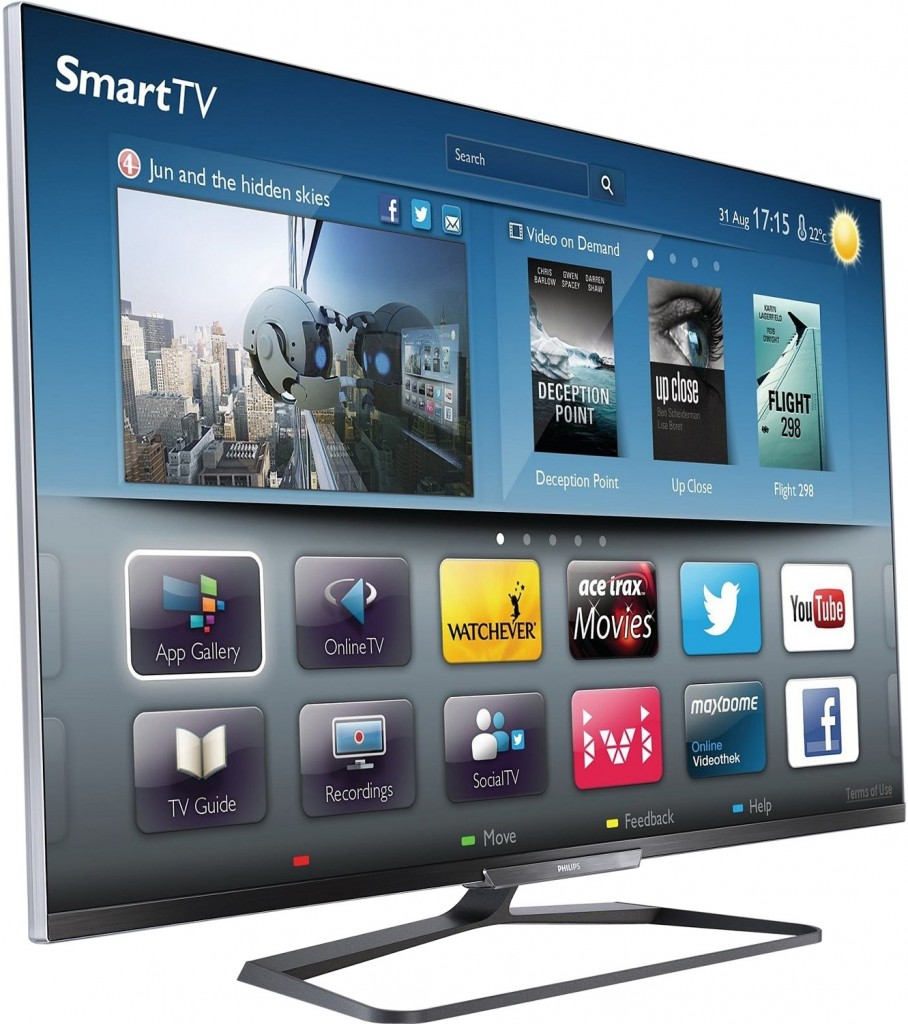 TV LED, Smart TV Philips